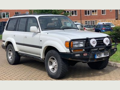 TOYOTA LAND CRUISER AMAZON SUV 4.5 VX 5dr