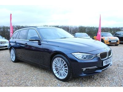 BMW 3 Series Estate 318D Luxury Touring
