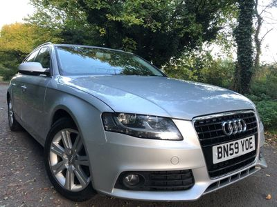 Audi A4 Avant Estate 3.2 FSI SE Multitronic 5dr