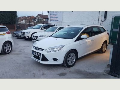 Ford Focus Estate 1.6 TDCi Edge (s/s) 5dr