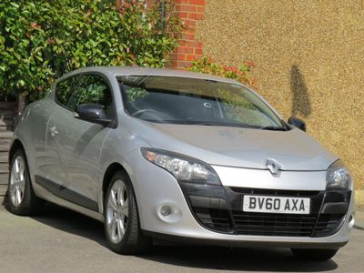 RENAULT MEGANE Coupe 1.5 dCi FAP I-Music Special Edition 3dr