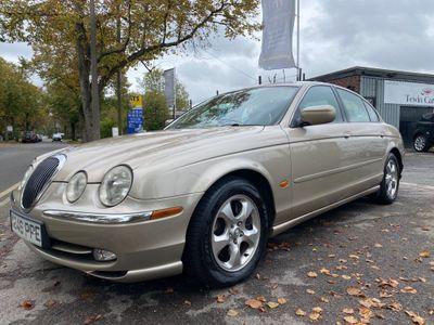 Jaguar S-Type Saloon 4.0 V8 4dr