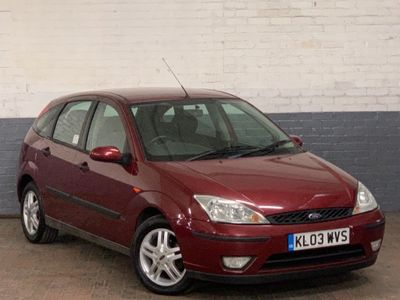 Ford Focus Hatchback 1.8 TDdi Zetec 5dr
