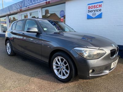 BMW 1 Series Hatchback 2.0 116d SE Sports Hatch (s/s) 5dr