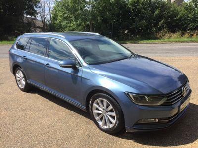 Volkswagen Passat Estate 1.6 TDI BlueMotion Tech SE Business DSG (s/s) 5dr