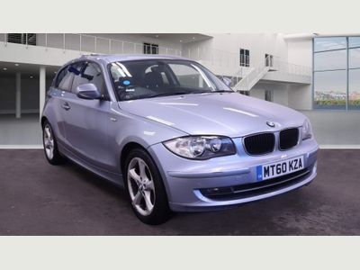 BMW 1 Series Hatchback 2.0 118d Sport Auto 3dr