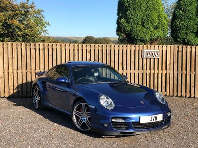 Porsche 911 Coupe 3.6 997 Turbo Tiptronic S AWD 2dr