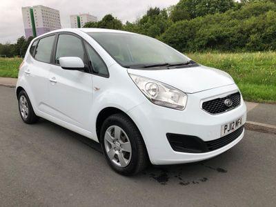 Kia Venga Hatchback 1.4 i EcoDynamics 16v 1 5dr