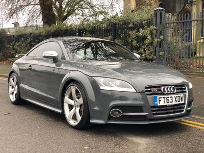 Audi TTS Coupe 2.0 TFSI Limited Edition quattro 2dr