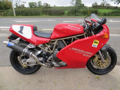 Ducati 900 Sports Tourer 900 Super Light