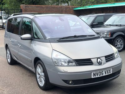 Renault Grand Espace MPV 3.0 dCi V6 Initiale 5dr