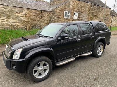 Isuzu Rodeo Pickup 2.5 TD Denver Max LE Crewcab Pickup 4WD 4dr