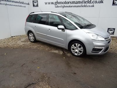 Citroen Grand C4 Picasso MPV 1.6 e-HDi Airdream Exclusive EGS 5dr