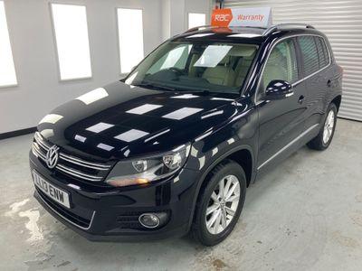 Volkswagen Tiguan SUV 2.0 TSI SE DSG 4WD 5dr