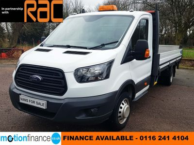 Ford Transit Dropside 14FT DROPSIDE/FLATBED WITH 500KG TAILIFT