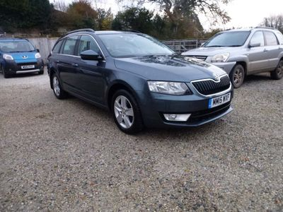 SKODA Octavia Estate 1.6 TDI SE Business 5dr