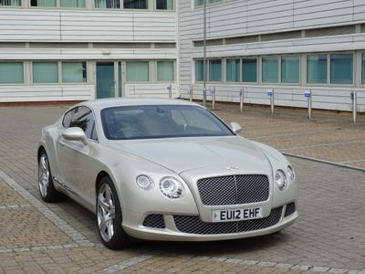 Bentley Continental Coupe 6.0 Mulliner GT 2dr
