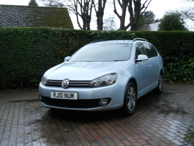 Volkswagen Golf Estate 1.4 TSI SE DSG 5dr