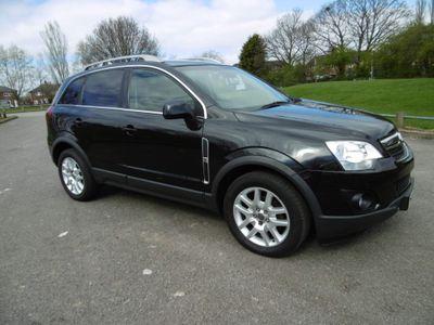 Vauxhall Antara SUV 2.2 CDTi 16v Exclusiv 5dr