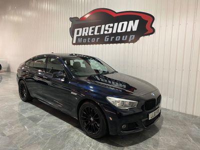 BMW 5 Series Gran Turismo Hatchback 4.4 550i M Sport GT 5dr