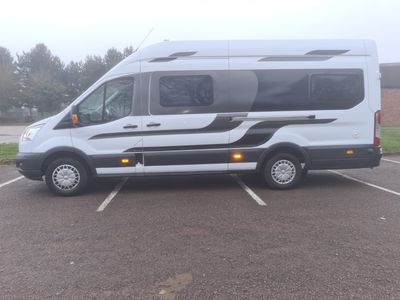 Ford Transit Campervan 5 birth motor home