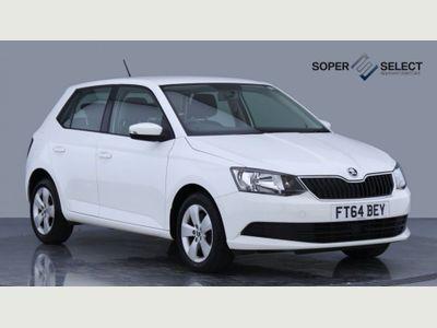 SKODA Fabia Hatchback 1.2 TSI SE DSG (s/s) 5dr