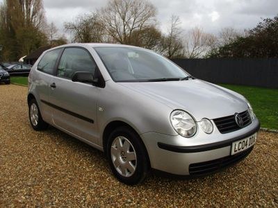 Volkswagen Polo Hatchback 1.4 TDI Twist 3dr