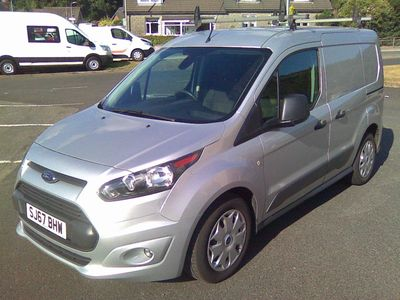 Ford Transit Connect Panel Van 1.5 TDCi 200 Trend L1 5dr