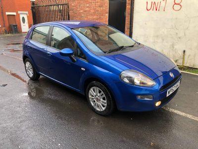 Fiat Punto Hatchback 1.2 8V Easy 5dr (EU5)
