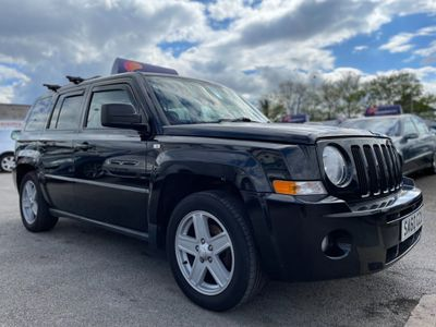 Jeep Patriot SUV 2.4 Sport Plus 4x4 5dr