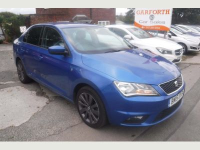 SEAT Toledo Hatchback 1.6 TDI CR Ecomotive I-TECH (s/s) 5dr