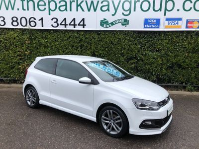 Volkswagen Polo Hatchback 1.2 TSI BlueMotion Tech R-Line (s/s) 3dr