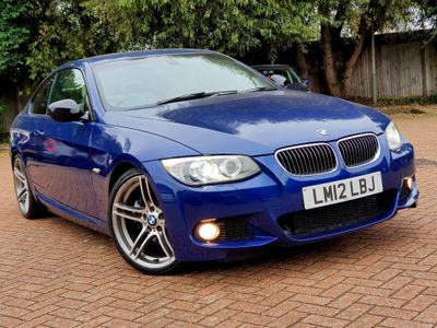BMW 3 Series Coupe 3.0 325i Sport Plus Edition 2dr