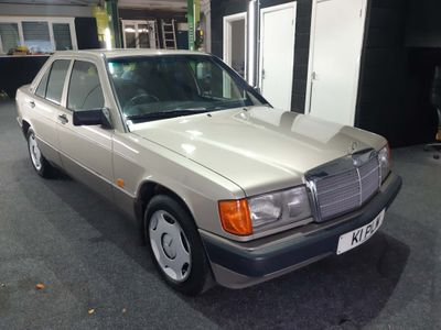 Mercedes-Benz 190 Saloon 1.8 E 4dr
