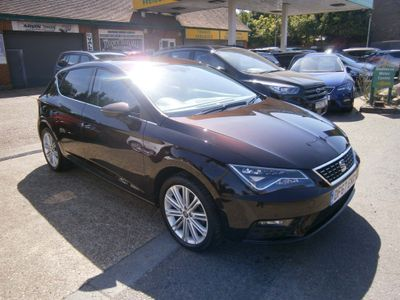 SEAT Leon Hatchback 1.4 TSI XCELLENCE Technology (s/s) 5dr