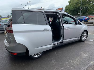 Ford Grand C-Max MPV 1.6 Titanium 5dr (7 Seats)