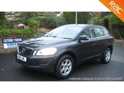 Volvo XC60 SUV 2.4 D3 SE Geartronic AWD 5dr