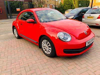 Volkswagen Beetle Hatchback 1.2 TSI BlueMotion Tech (s/s) 3dr