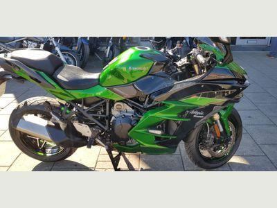 Kawasaki Ninja H2 SX Sports Tourer