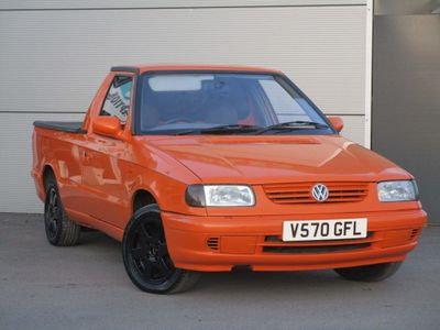 Volkswagen Caddy Pickup 1.9 D SD Pickup 2dr