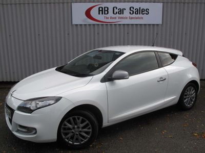 Renault Megane Coupe 1.6 Knight Edition 2dr