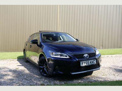 Lexus CT 200h Hatchback 1.8 200h Sport CVT (s/s) 5dr