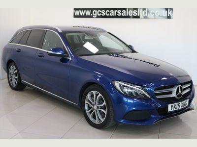 Mercedes-Benz C Class Estate 2.1 C300dh BlueTEC Sport G-Tronic+ (s/s) 5dr