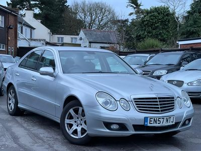 Mercedes-Benz E Class Saloon 2.1 E220 CDI Executive (Executive) 4dr