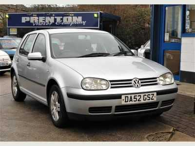 Volkswagen Golf Hatchback 1.9 TDI PD SE 5dr