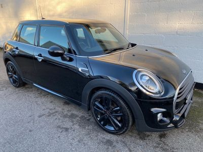 MINI Hatch Hatchback 1.5 Cooper Sport Steptronic (s/s) 5dr