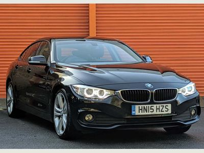 BMW 4 Series Gran Coupe Coupe 2.0 418d SE Gran Coupe (s/s) 5dr