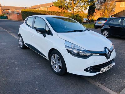 Renault Clio Hatchback 1.5 dCi ECO Expression + 5dr
