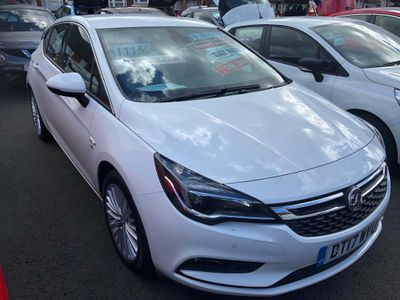 Vauxhall Astra Hatchback 1.0i Turbo ecoFLEX Elite Nav (s/s) 5dr