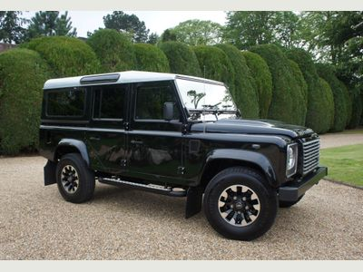 Land Rover Defender 110 SUV 2.2D XS (7 Seats) Station Wagon MWB 5dr